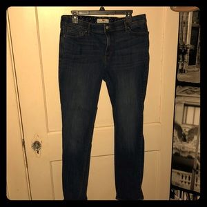 Levis 525 Perfect Waist Str Leg jean size 16M